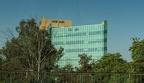 Google in Gurgaon ... bei der vorbeifahrt
