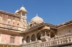 Hof vom Man Singhs Palast