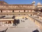 Hof vom Man Singhs Palast II