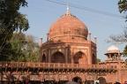 Auf dem weg zum Taj Mahal