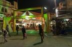 ... zum Raja Ram Tempel wo an diesem Abend die Feierlichkeiten anlässlich der Hochzeit von Lord Ram stattfinden.