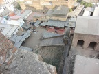 Blick vom Chaturbhuj-Tempel