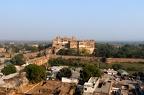 ... um das Jahangir Mahal, Orchha Palace, Raja Mahal