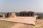 Wassertank hinter dem Jahangiri Mahal