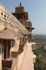 Balkone am Jahangiri Mahal