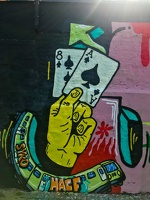 Graffiti: Black Jack