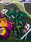 Graffiti - aber wer ist Jonny?