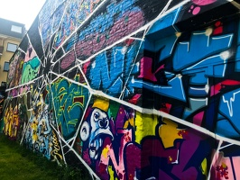 Graffitiwand | 3