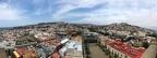 von der Catedral de Santa Ana als 180° Panorama