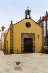 Die Kirche Ermita Espiritu Santo