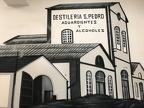 ... hieß 1884 noch Distileria S. Pedro Aguardientes y Alcoholes