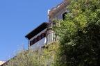 ... sieht man in Palma an vielen Stellen neben den klassichen Balkonen...