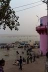 Ghat zum Ganges