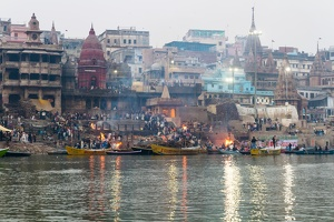 """Burning"" Ghat"