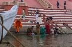 Baden im Ganges